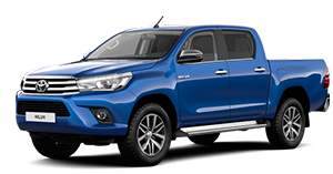 Toyota Hilux - Concessionaria Toyota Padova e Due Carrare