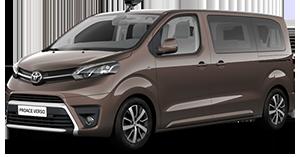 Toyota Proace Verso - Concessionaria Toyota Padova e Due Carrare
