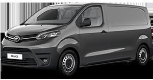 Toyota Proace - Concessionaria Toyota Padova e Due Carrare