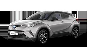 Toyota C-HR - Concessionaria Toyota Padova e Due Carrare