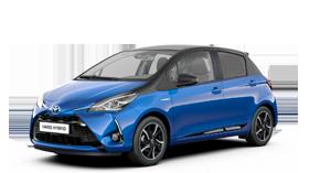 Toyota Yaris - Concessionaria Toyota Padova e Due Carrare