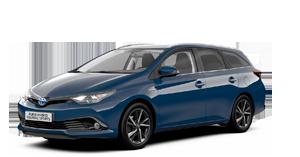 Toyota Auris Touring Sports - Concessionaria Toyota Padova e Due Carrare